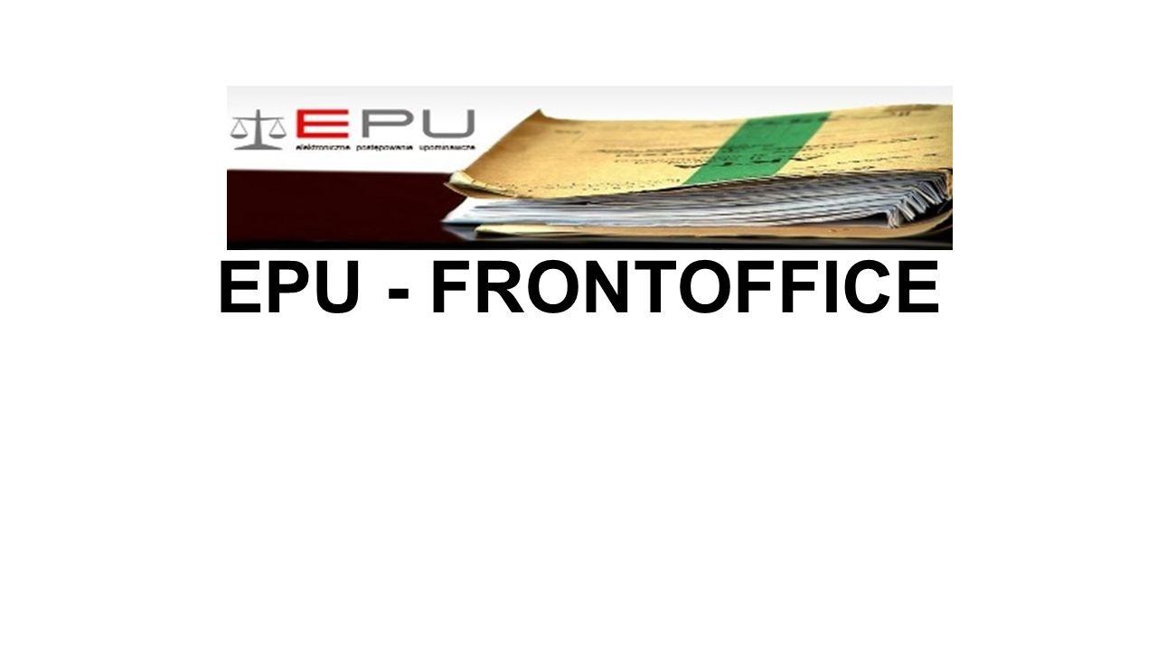 EPU - FRONTOFFICE