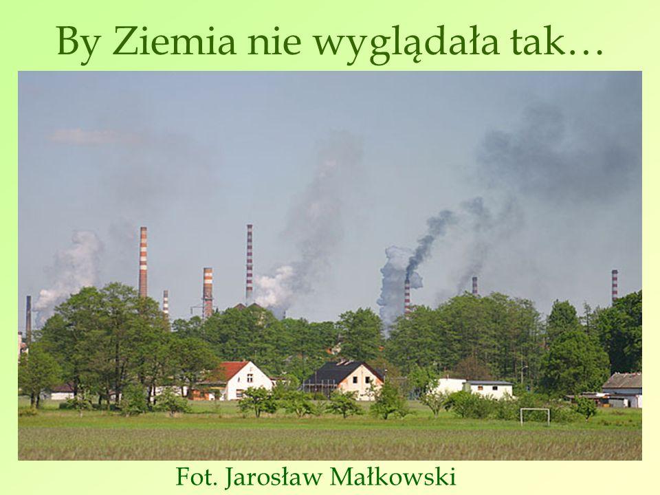 By Ziemia nie wyglądała tak… Fot. Jarosław Małkowski