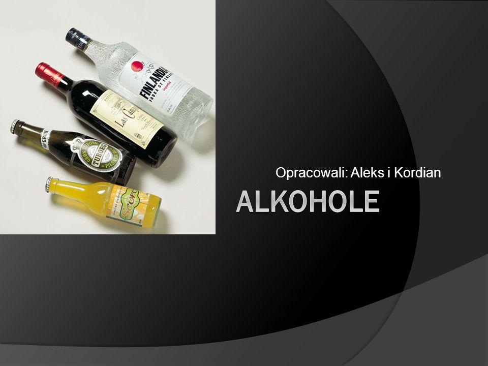 Alkohole od strony chemii:  Alkohole są pochodnymi węglowodorów, które mają w cząsteczkach grupę funkcyjną –OH, zwaną grupą hydroksylową (wodorotlenową).