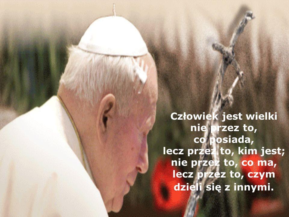 Nie bójcie się, otwórzcie, otwórzcie na oścież drzwi Chrystusowi i Jego zbawczej władzy! Otwórzcie granice państw, systemów ekonomicznych i polityczny