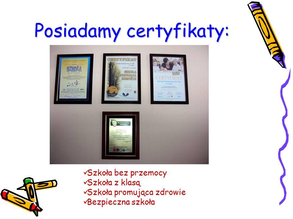 Profilaktyka Szkoła ma w ofercie zajęcia profilaktyczne – terapię pedagogiczną, logopedię i zajęcia z psychologiem.