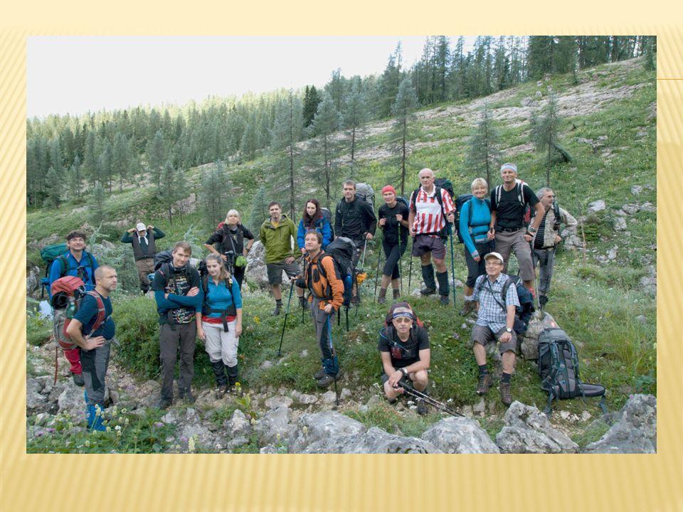  Przejście przez siodło Hribarica 2353m  Schronisko Koča na Doliču  Nocleg w schronisku Dom Planica  Początkowa wysokość 1685m  Osiągnięta wysokość 2401m 