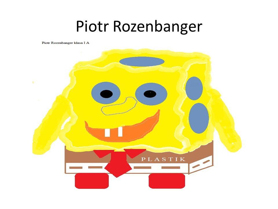 Piotr Rozenbanger