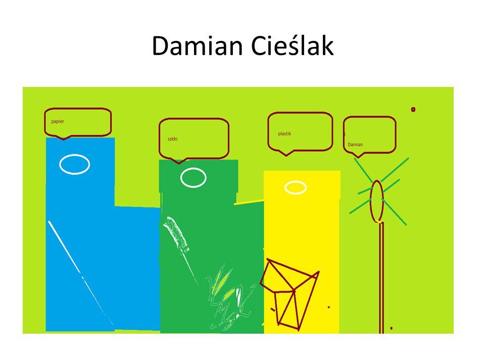 Damian Cieślak