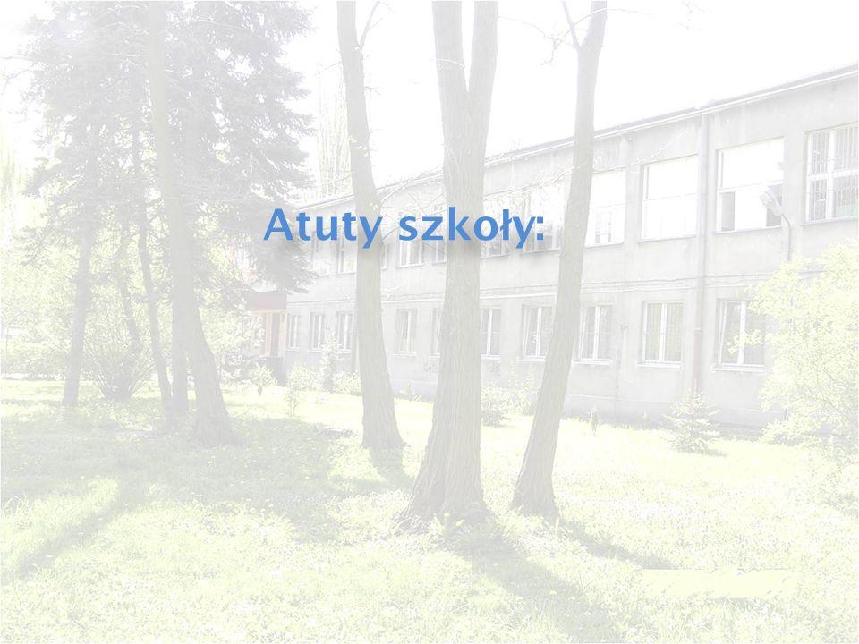 Atuty szko ł y: Atuty szko ł y: