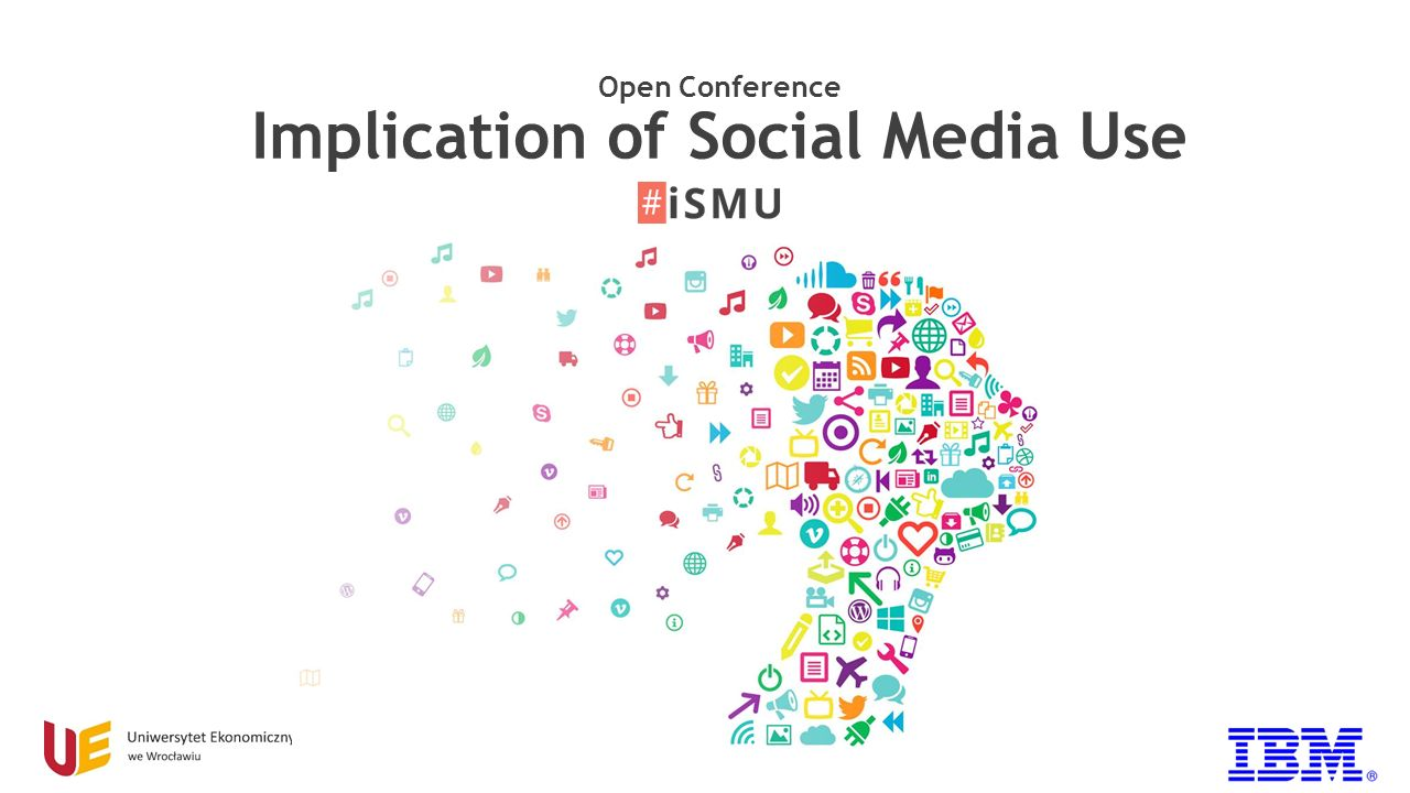 Open Conference Implication of Social Media Use