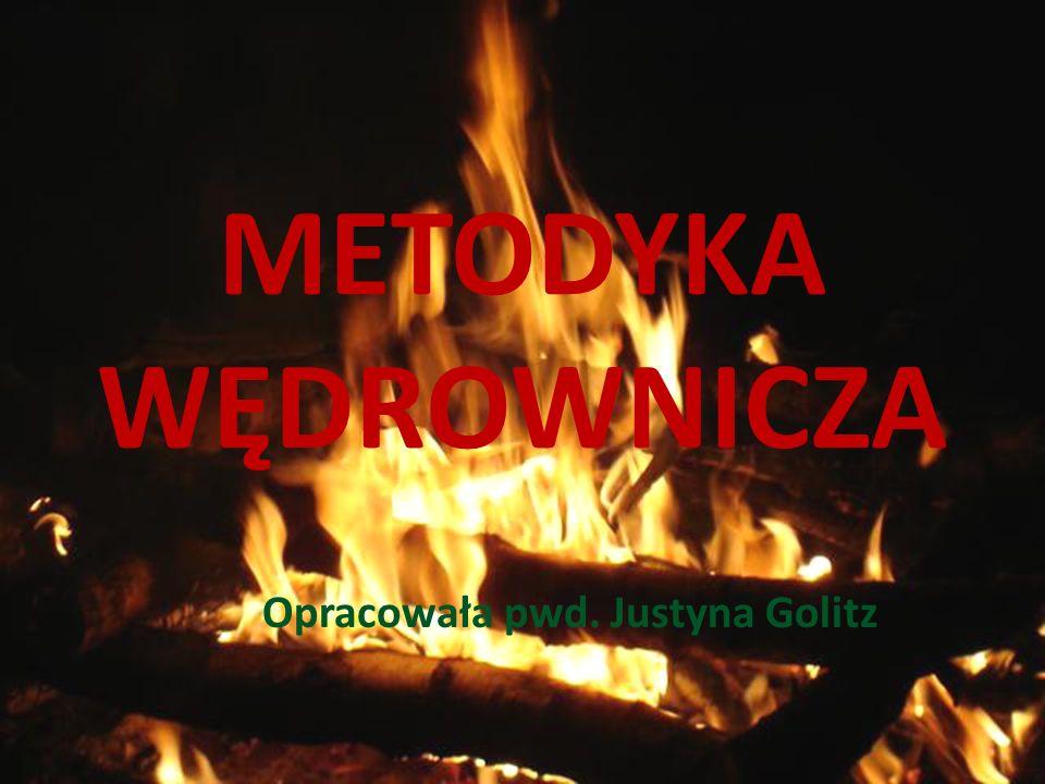 METODYKA WĘDROWNICZA Opracowała pwd. Justyna Golitz