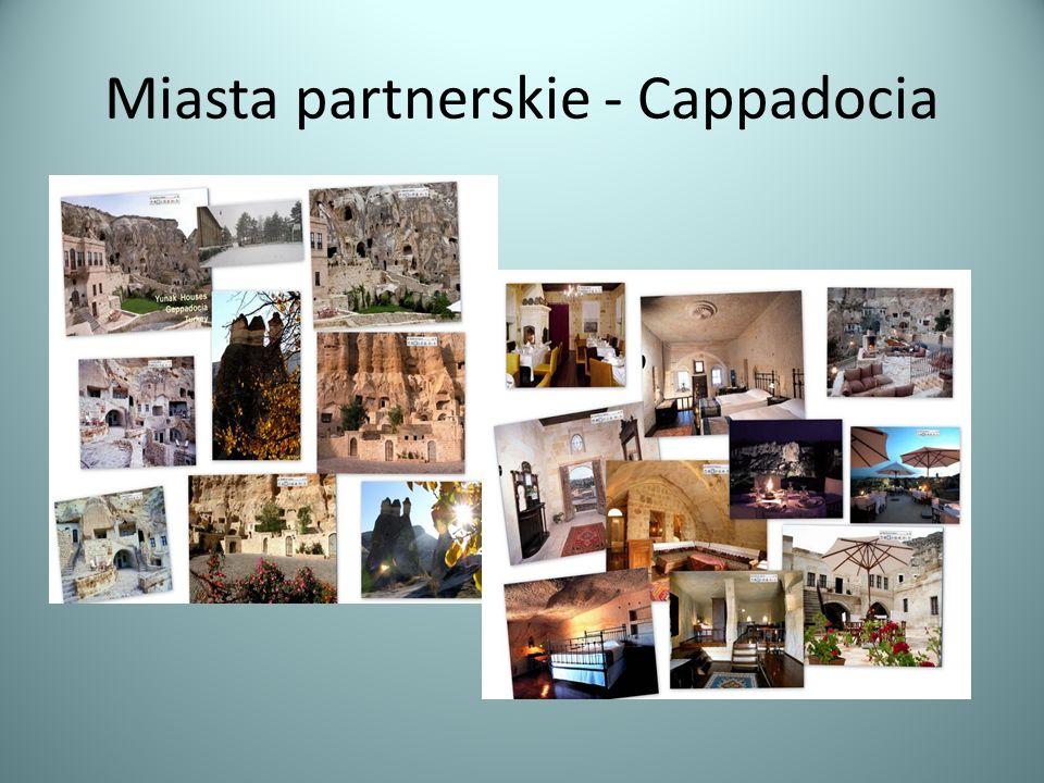 Miasta partnerskie - Cappadocia