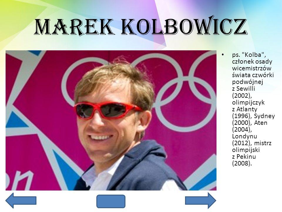 Marek Kolbowicz ps.