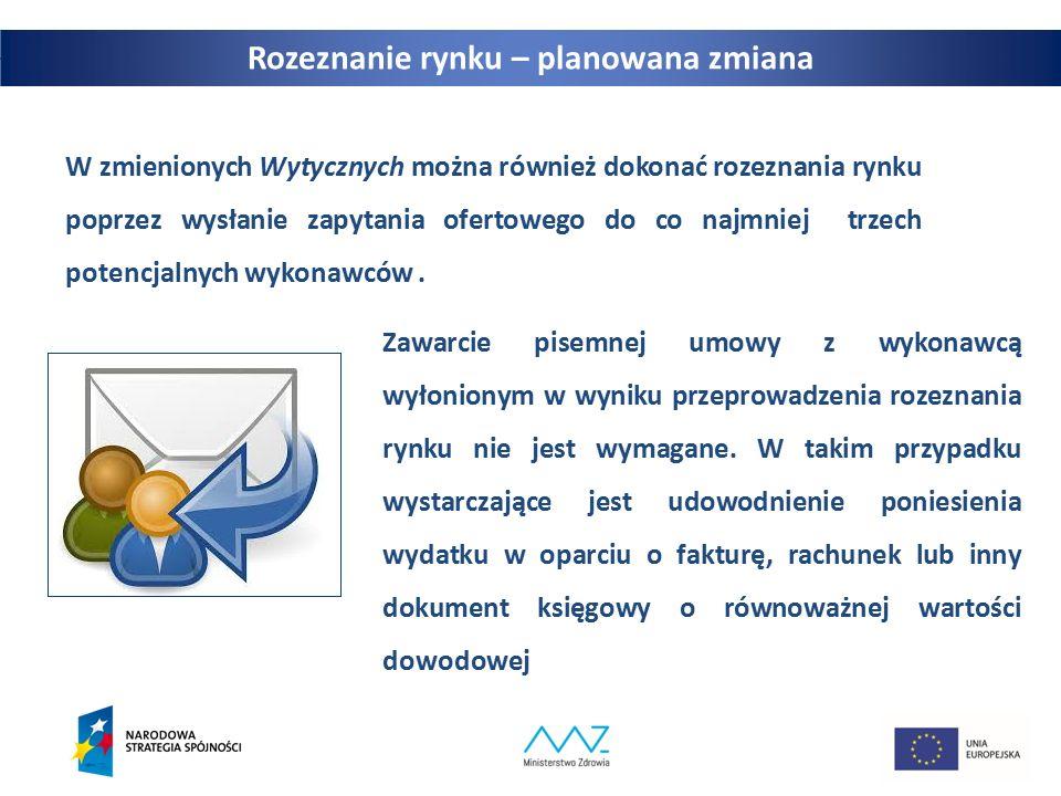7 Zasada konkurencyjności Progi stosowania zasady konkurencyjności  Od 50 tys.