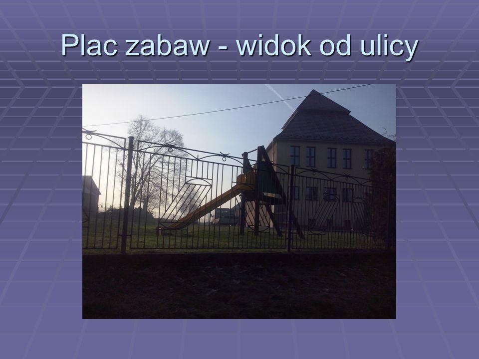 Przejście dla pieszych –źródło zdjęcia https://www.google.pl/maps/lipiec 2013 https://www.google.pl/maps/lipiec