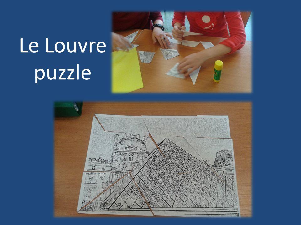 Le Louvre puzzle