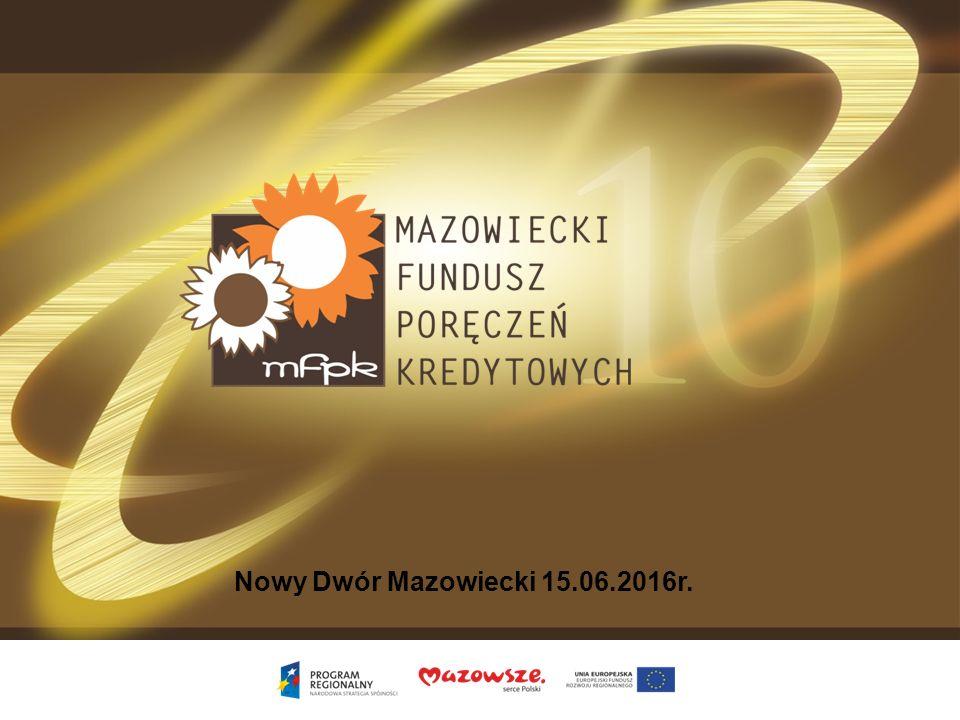 Nowy Dwór Mazowiecki 15.06.2016r.