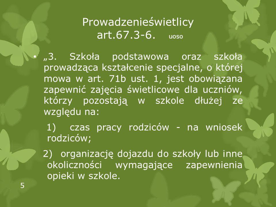 """Prowadzenieświetlicy art.67.3-6. uoso """"3."""