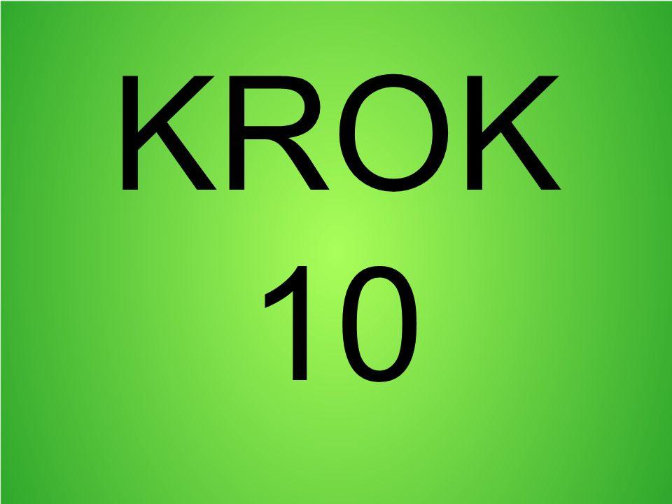 KROK 10