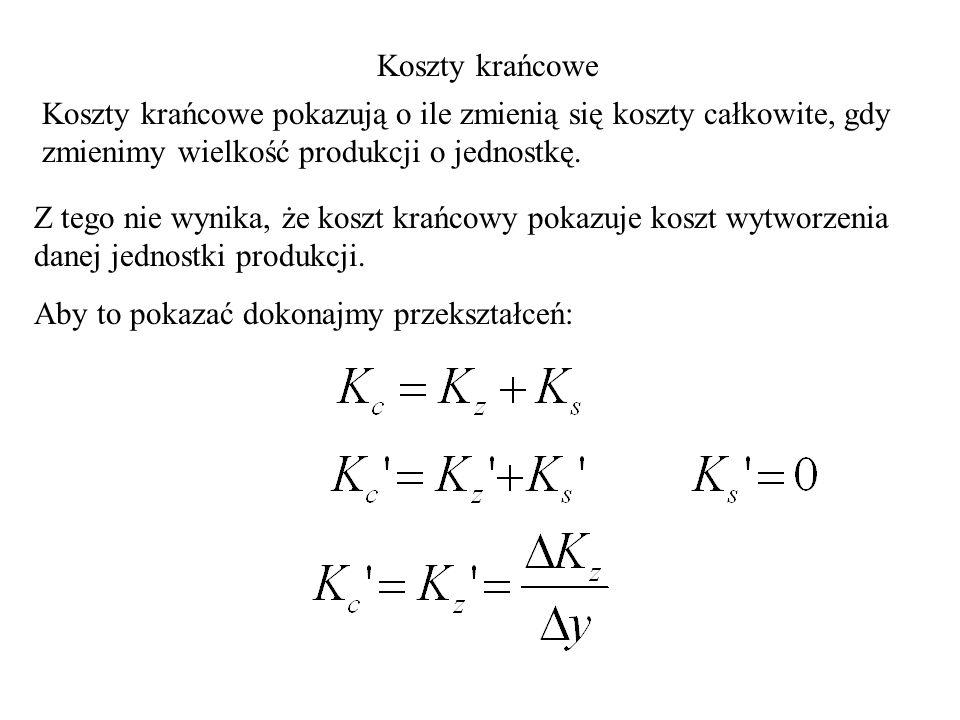 Na jakie zmiany są wrażliwe K cp i K zp