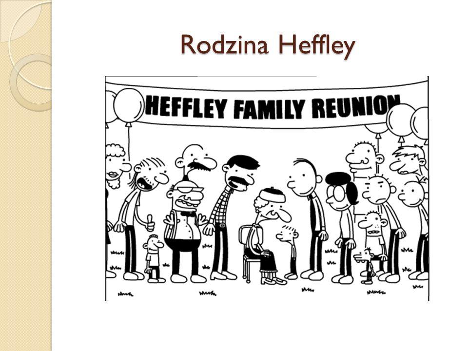 Rodzina Heffley Rodzina Heffley