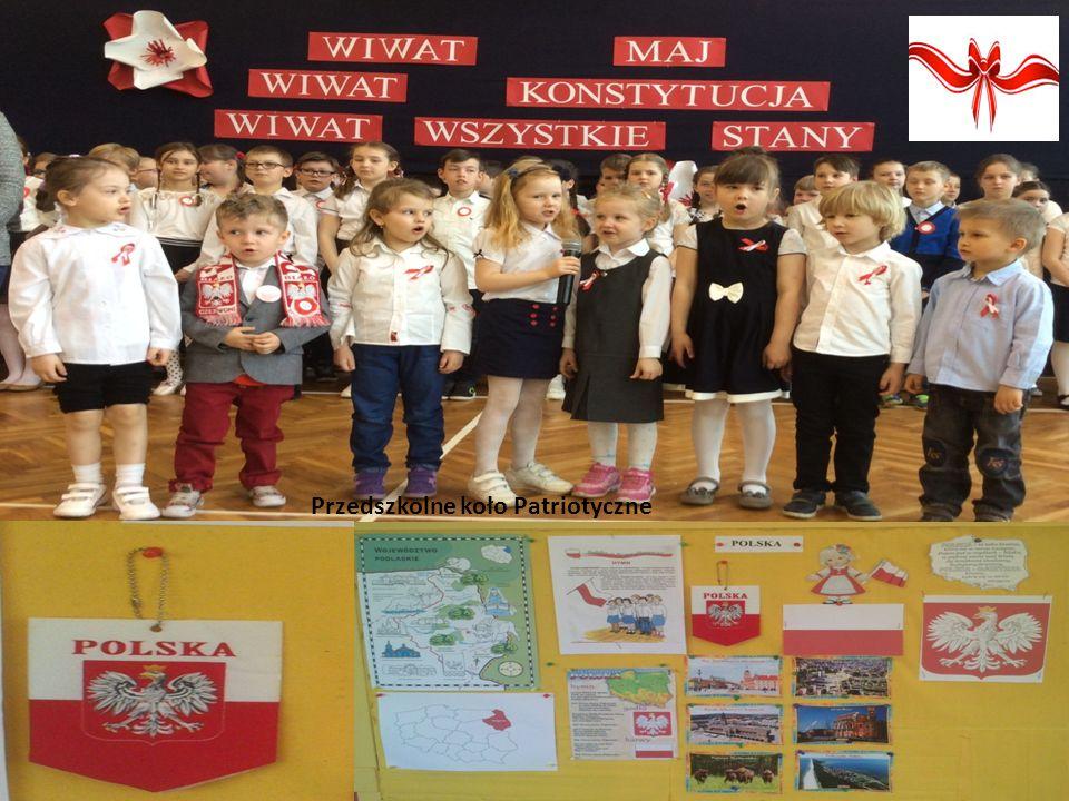 Przedszkolne koło Patriotyczne