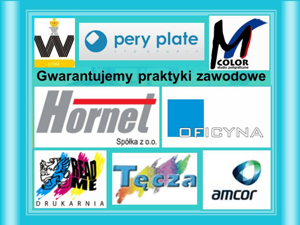 UWAGA!!! Gwarantujemy praktyki zawodowe w największych firmach o najlepszej renomie w Łodzi! Pomagamy znaleźć zatrudnienie w branży poligraficznej!!!