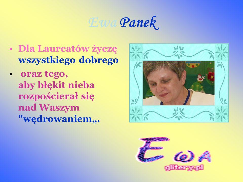 Maria Latała Gratuluję!