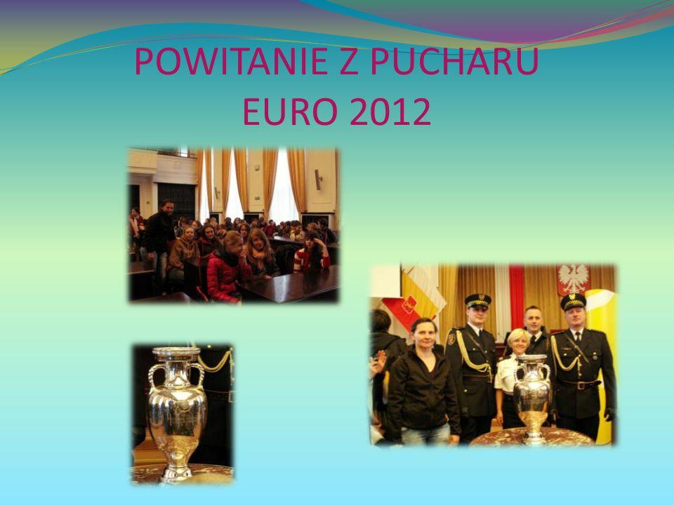 POWITANIE Z PUCHARU EURO 2012