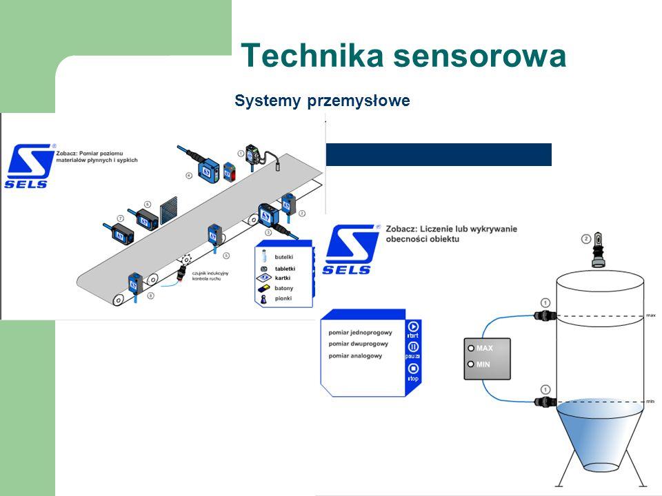 Technika sensorowa Systemy przemysłowe