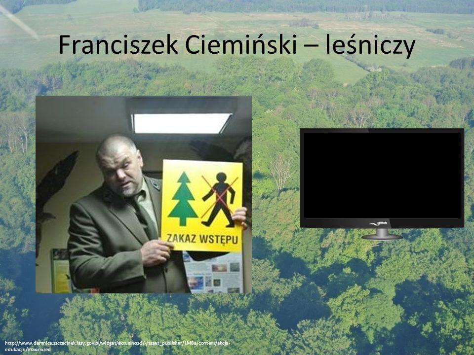 Romuald Krasowski – emerytowany nadleśniczy http://koszalin.gosc.pl/doc/2223917.Mlodzi-starym-i-odwrotnie