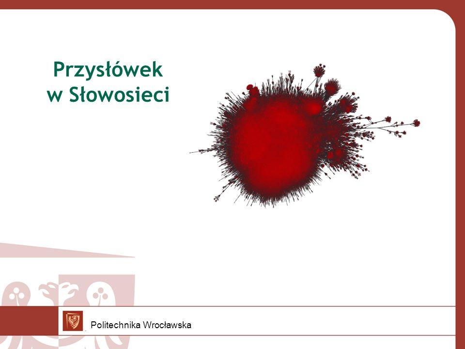 Przysłówek w Słowosieci Politechnika Wrocławska