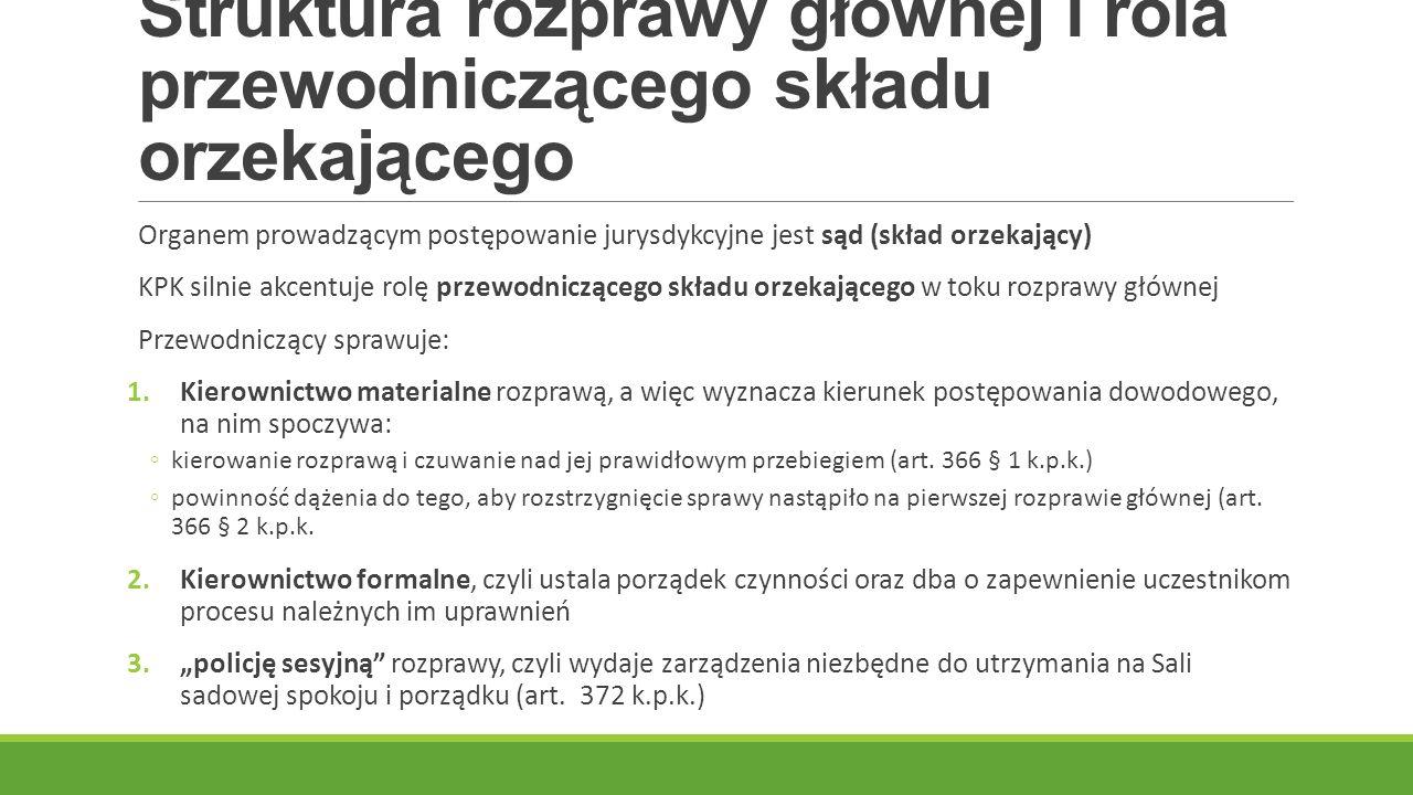 Kontradyktoryjność obecnie i po nowelizacji: http://www.tvn24.pl/czarno-na-bialym,42,m/rewolucja-w-sadzie,475898.html