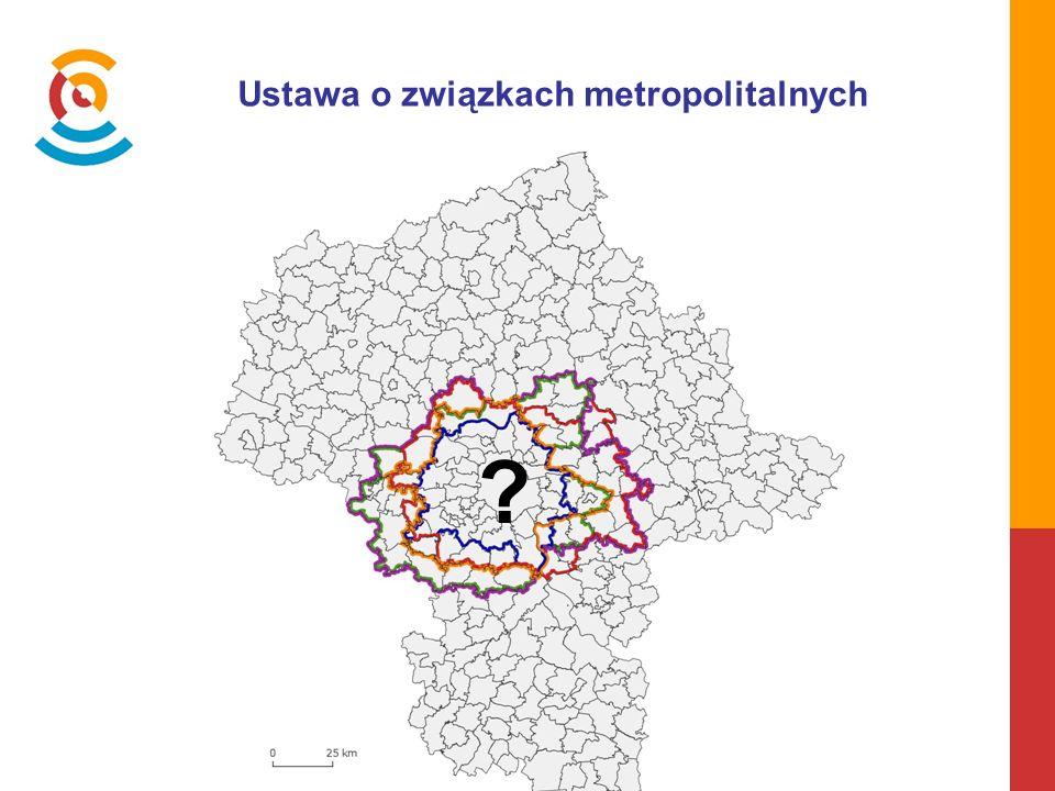Ustawa o związkach metropolitalnych