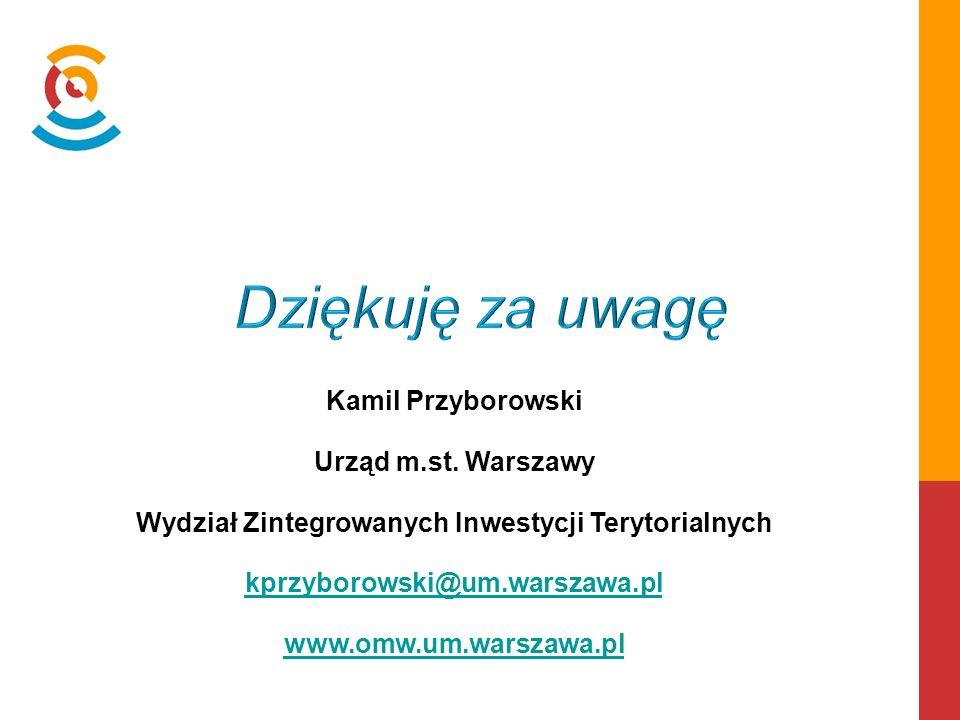 Kamil Przyborowski Urząd m.st.