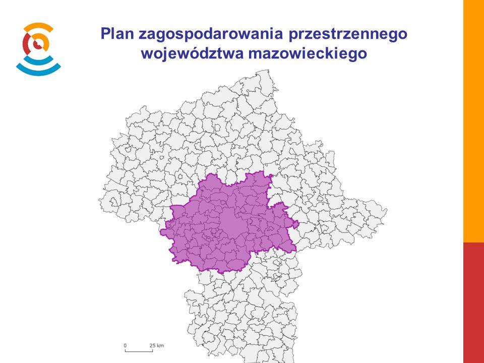 Plan zagospodarowania przestrzennego województwa mazowieckiego