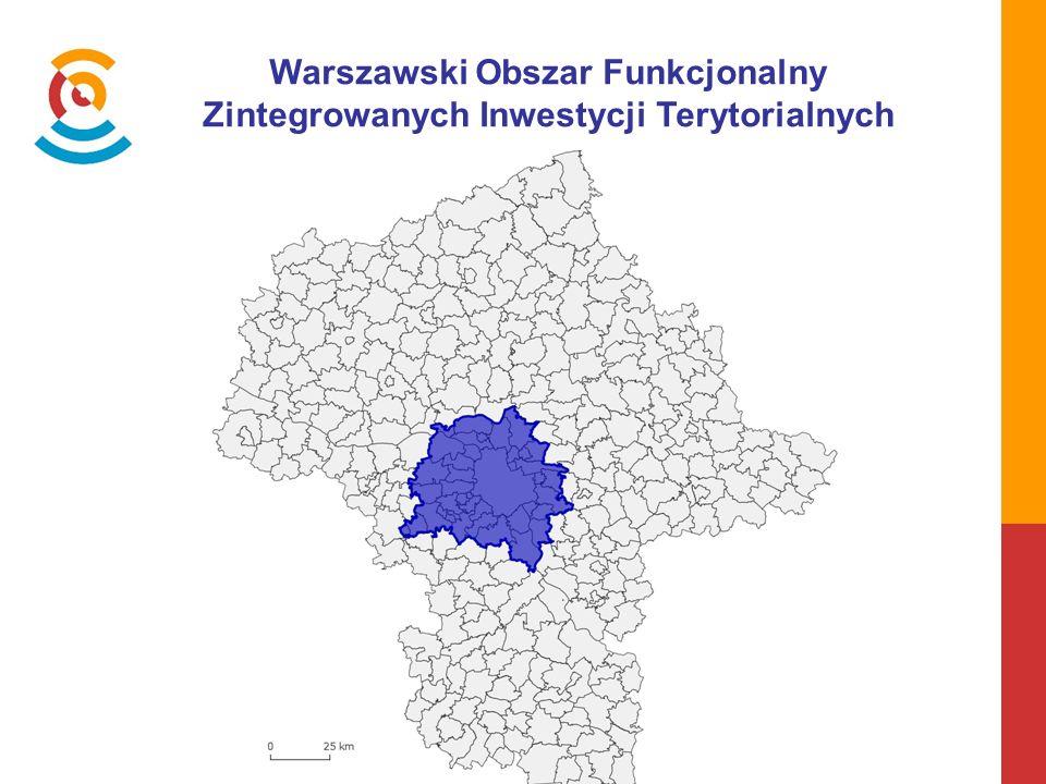 Warszawski Obszar Funkcjonalny Zintegrowanych Inwestycji Terytorialnych
