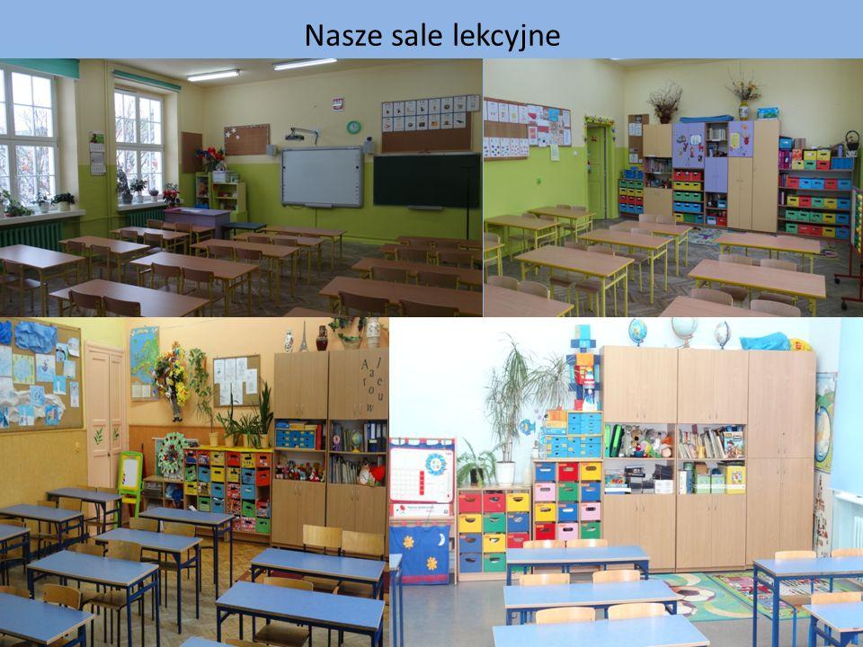 Nasze sale lekcyjne