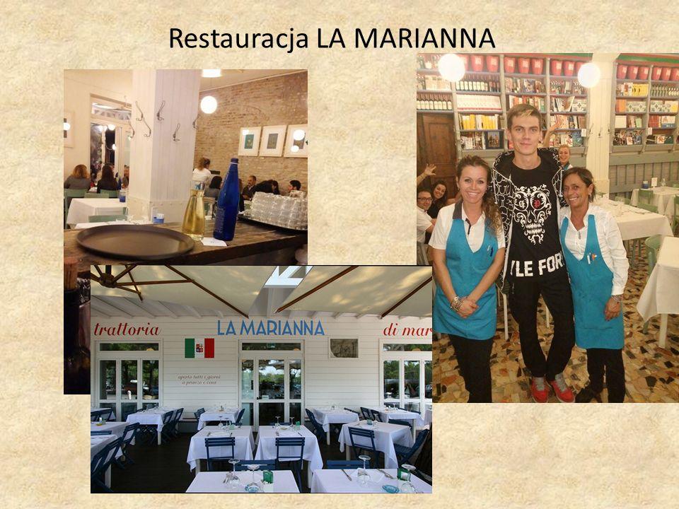 Restauracja LA MARIANNA