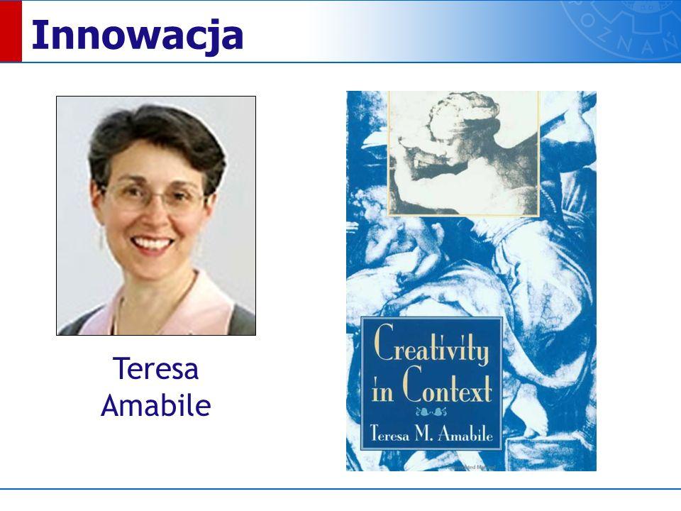 Innowacja Teresa Amabile