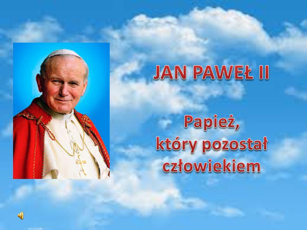 """""""Wymagajcie od siebie, choćby inni od was nie wymagali. Jan Paweł II"""