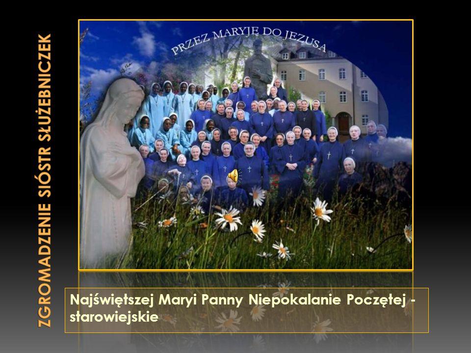 Najświętszej Maryi Panny Niepokalanie Poczętej - starowiejskie
