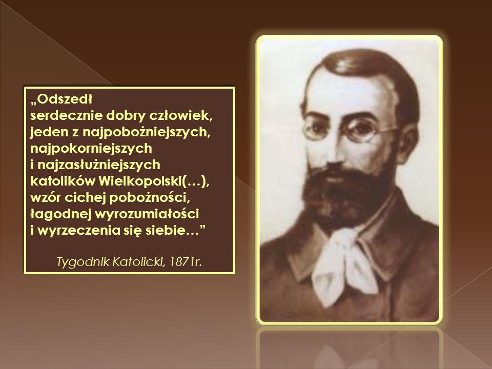 W 1868r. Edmund opuścił rodzinny Grabonóg i wyjechał do Poznania.