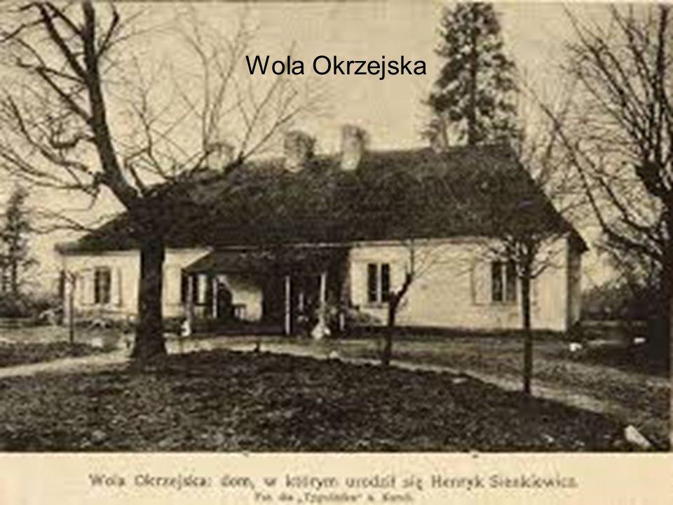 """W latach 1876-1877 udał się jako korespondent """"Gazety Polskiej w dwuletnią podróż do Ameryki."""