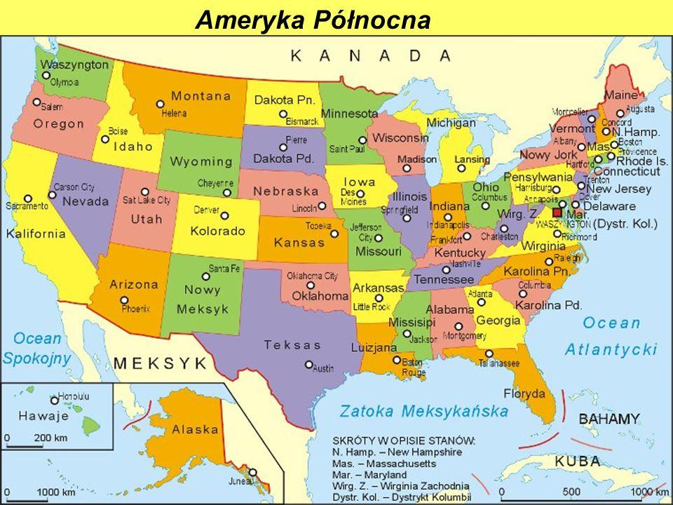 W miarę posuwania się na zachód Ameryki Sienkiewicz odkrywa piękno i różnorodność tego kraju.