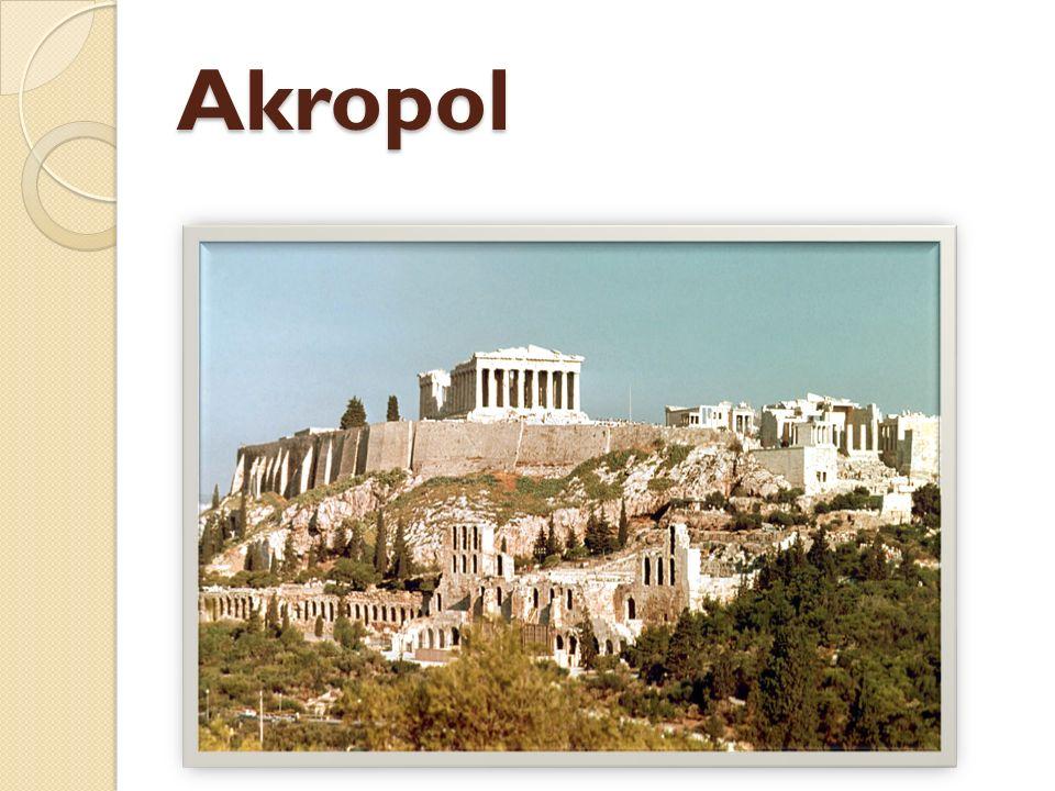 W momencie kiedy przyjechałam do Grecji nic o niej nie wiedziałam.