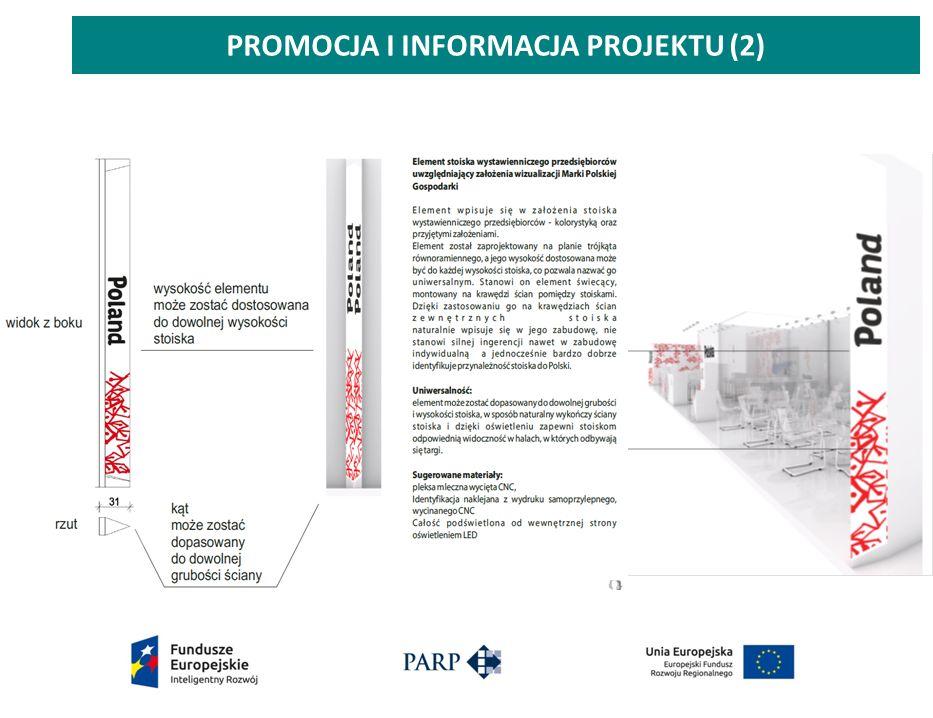 PROMOCJA I INFORMACJA PROJEKTU (2)