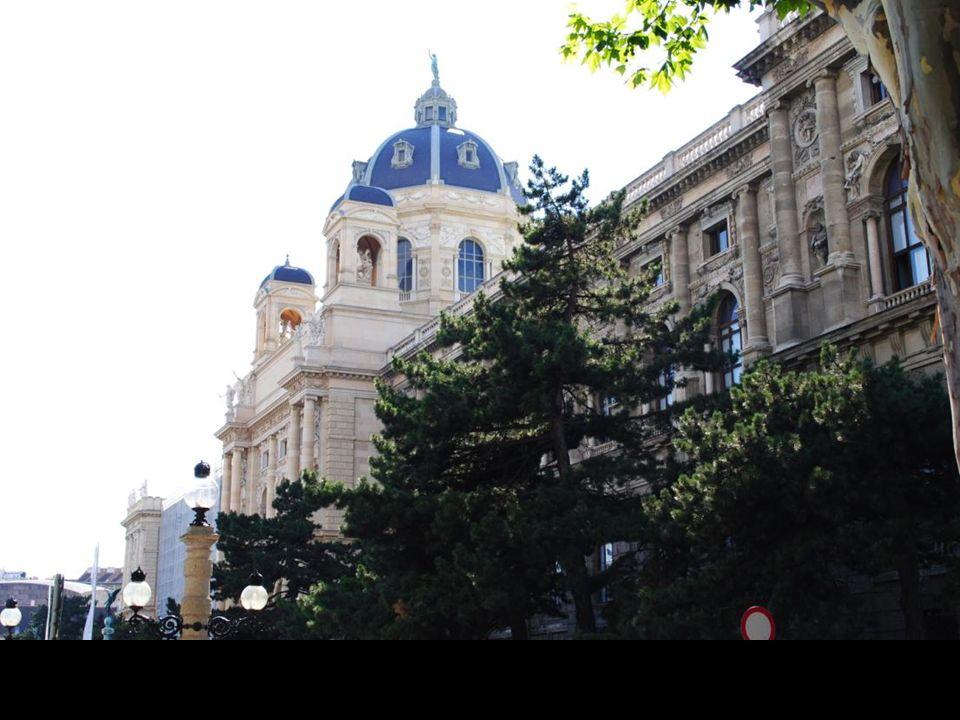 Muzeum Historii Sztuki w Wiedniu to czwarta co do wielkości galeria świata.