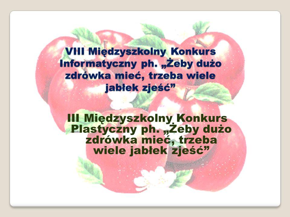 VIII Międzyszkolny Konkurs Informatyczny ph.