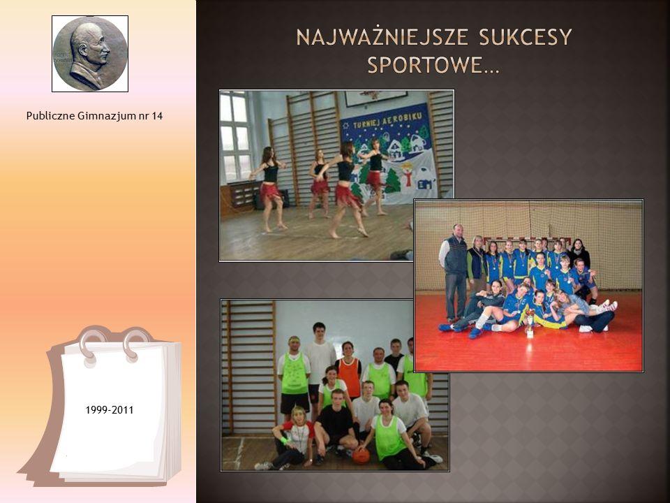 Publiczne Gimnazjum nr 14 1999-2011