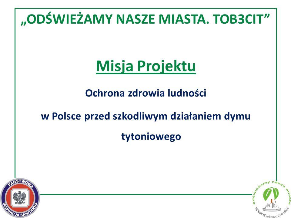 """""""ODŚWIEŻAMY NASZE MIASTA."""