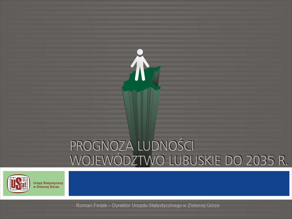 Roman Fedak – Dyrektor Urzędu Statystycznego w Zielonej Górze