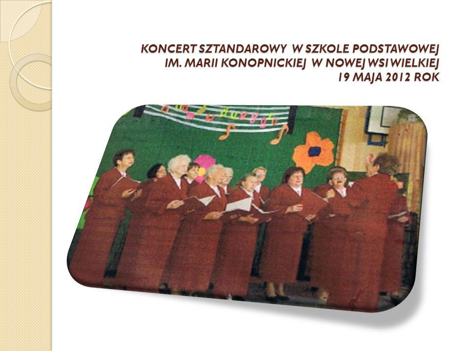 III KORONOWSKIE IMPRESJE KULTURALNO- KULINARNA 21 KWIETNIA 2012 ROK
