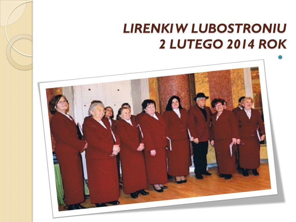 XV OGÓLNOPOLSKI PRZEGLĄD DOROBKU SENIORÓW W W ĄBRZEŹNIE 13 PAŹDZIERNIKA 2012 ROK